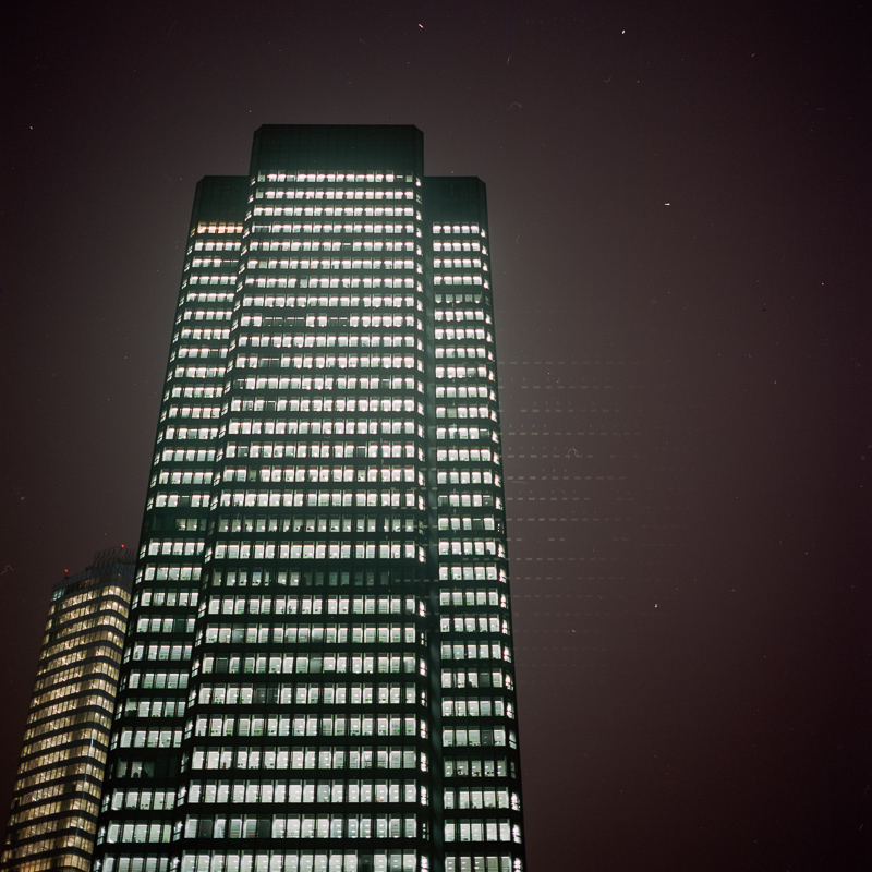 La Défense. Paris. Oct. 2014