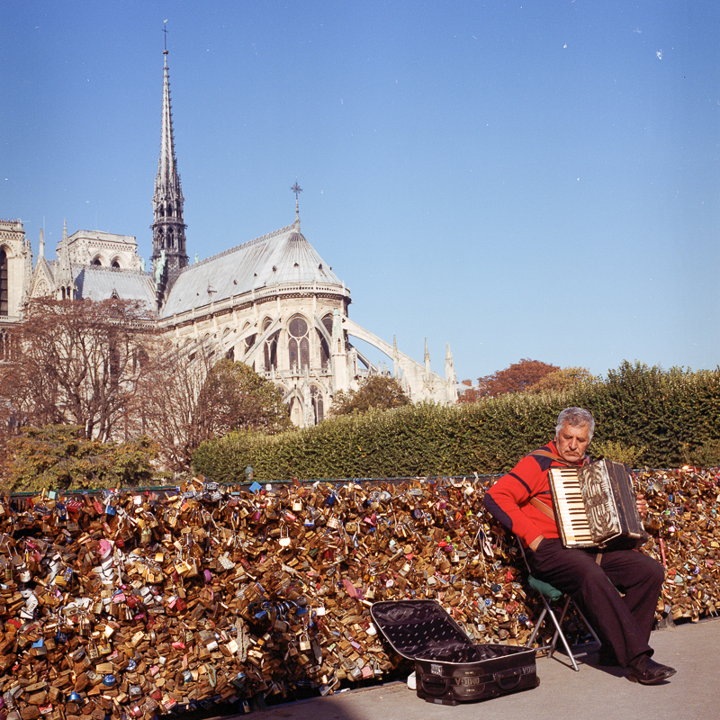 Notre Dame, Paris. Oct. 2014