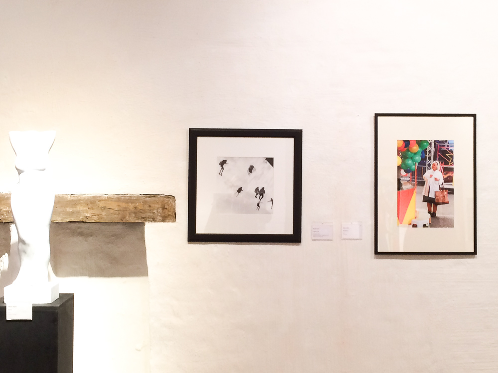 'Flightseeing' at 36. Emder Kunstausstellung 2015/2016