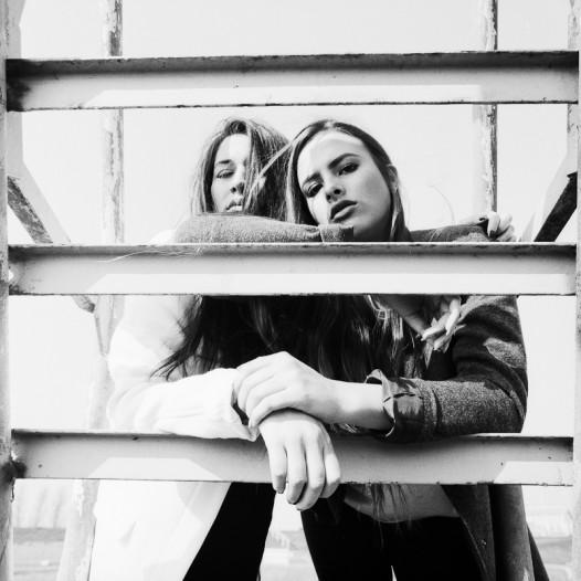 Luisa & Yasmine. Anjum, NL. 2017