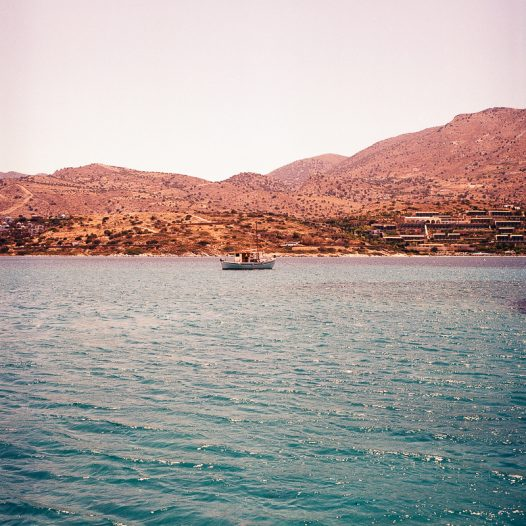 Crete. July 2018